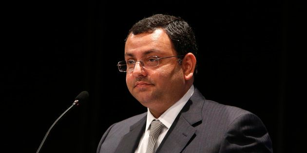 Ousted Tata Group Chairman Cyrus Mistry in a file