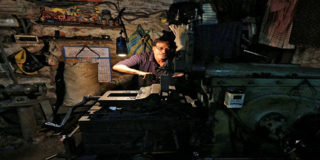 India's Industrial Output Shrinks 1.9% In October Dragged Down By Slowdown In