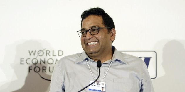 Vijay Shekhar Sharma, founder and chairman of One97 Communications Ltd., operator of