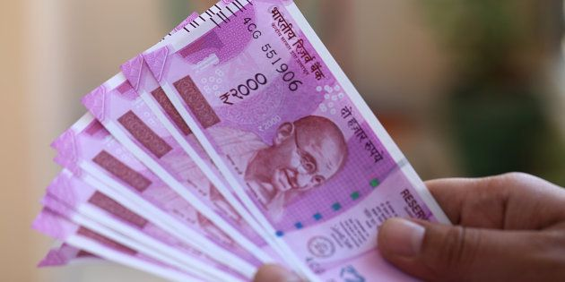 New indian 2000 Rs Currency