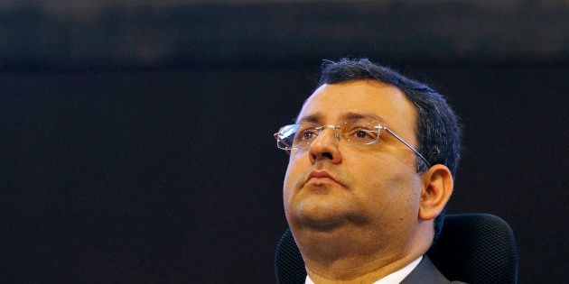Tata Group chairman Cyrus Mistry attends