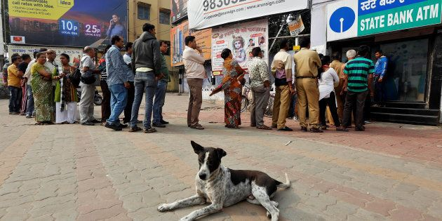 5 Bleak Numbers That Show Demonetisation Impact On The