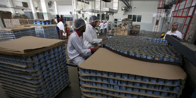 India's Factory Output Rises 5.7% In November, Retail Inflation Cools To