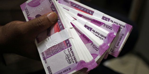 Demonetization Pushes India Back A Few Months In Its Quest To Surpass The UK's