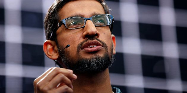 Sundar Pichai, Satya Nadella, Other Tech CEOs Slam Trump On Immigration