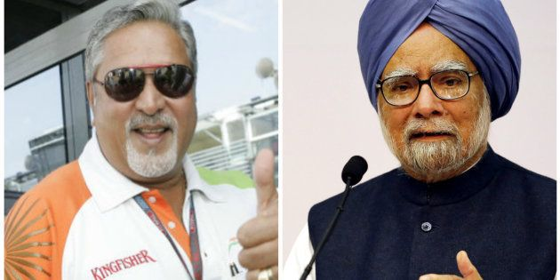 BJP Accuses Manmohan Singh Of Helping Vijay Mallya Get Loans For Kingfisher Airlines During UPA