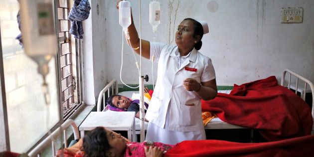 Corporate Aid Can Revive India's Ailing Public Healthcare