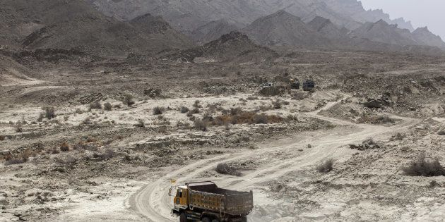 Chinese Firms Are Using The 'Silk Road' Initiative To Expand Businesses In Pakistan, Says