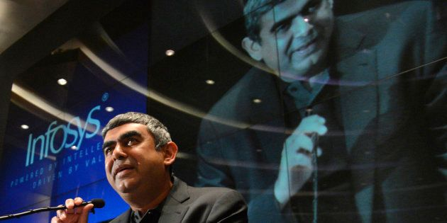 Infosys CEO Vishal Sikka Calls Himself A 'Kshatriya Warrior,' Vows To Fight Amid Controversy Over Hefty...
