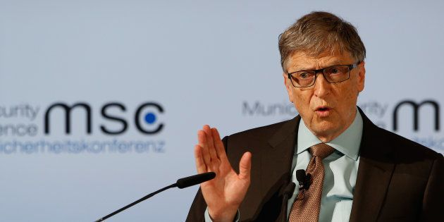 Bill Gates Says Robots That Take Away Human Jobs Should Pay