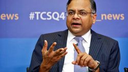N. Chandrasekaran Takes Charge Of Tata Sons