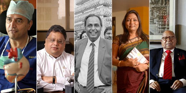 9 Self-Made Indians Whose Success Will Inspire You | HuffPost India