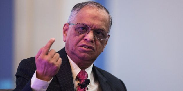 Giving 70% Compensation Hike To Infosys COO Isn't 'Proper', Says Narayana