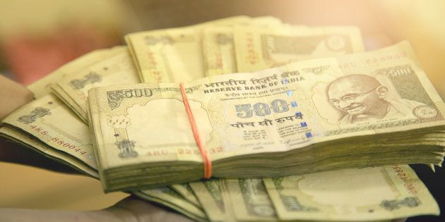 Black Money Worth $165 Billion Left India Between 2005 And 2014: