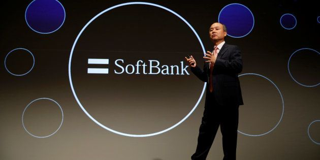 How Softbank Is Vying For A More Active Role In India's Leading