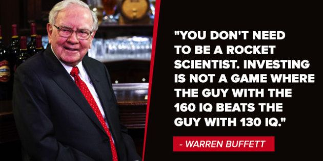 Insightful Quotes About Investing From Those Who Knew What They Were Talking