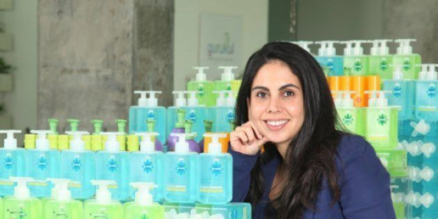 Nisaba Godrej Takes Over As Chairman Of Godrej Consumer Products From Father