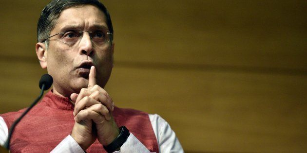 CEA Arvind Subramanian Slams Global Credit Agencies For Not Upgrading India Despite Marked Improvement...