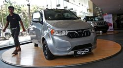 How India's Electric Vehicles Push May Be A Win For Chinese Car