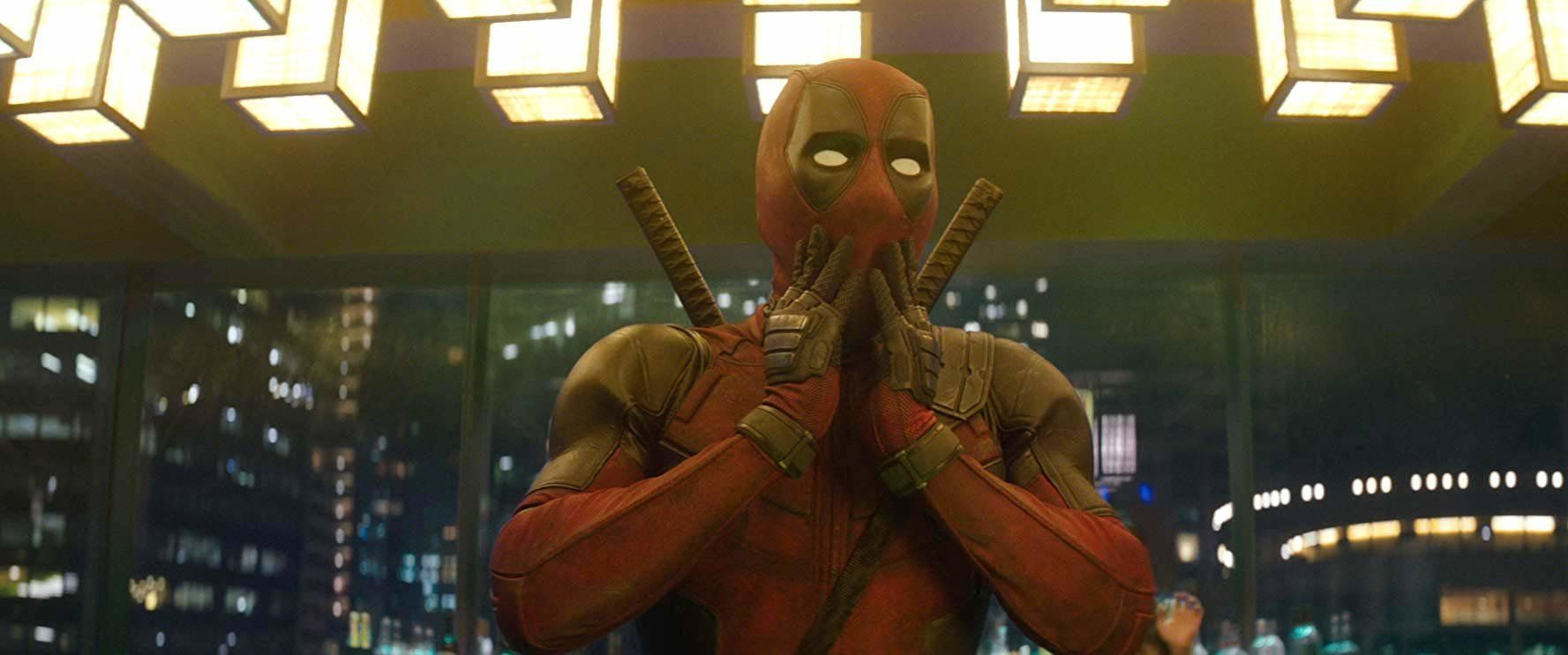 Some Mormons Are Raising Holy Heck Over New 'Deadpool' Promo