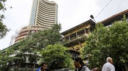 Sensex Falls 75 Points, Nifty Slips Below 9,600-Mark On Lower GDP