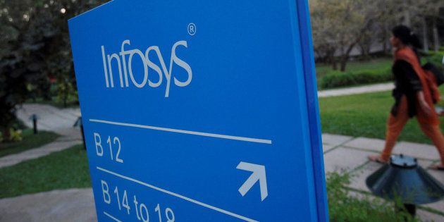 Infosys Denies Media Reports Of Promoters Selling Stake In