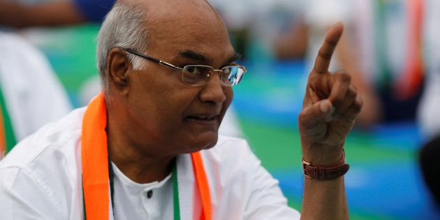 Ram Nath Kovind, nominated presidential candidate by the ruling Bharatiya Janata Party