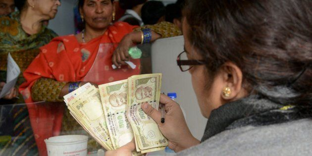 SC Asks Centre If 'Genuine Cases' Can Be Given Another Chance To Deposit Demonetised
