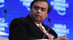 Mukesh Ambani Launches 4G Feature 'JioPhone' At Company's 40th Annual General