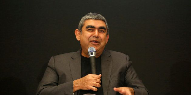 Infosys CEO Vishal Sikka Resigns Citing Negative Remarks Against