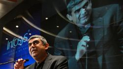 Outgoing Infosys CEO Vishal Sikka Accuses Narayana Murthy Of 'Personal