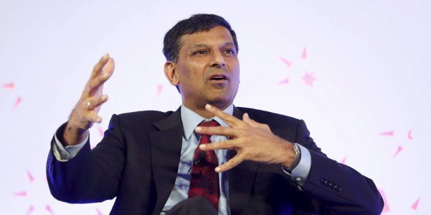 File photo of former Reserve Bank of India (RBI) Governor Raghuram