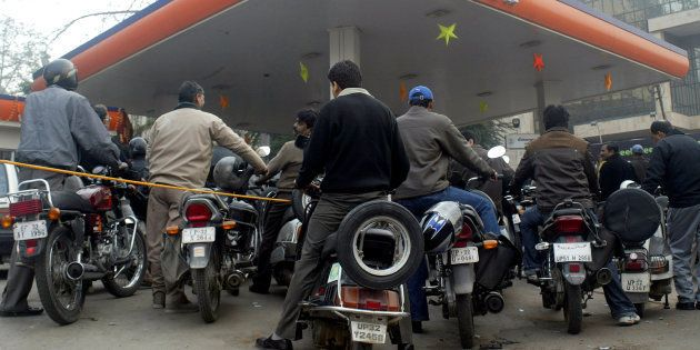 What The Modi Government Doesn't Want You To Know About Petrol