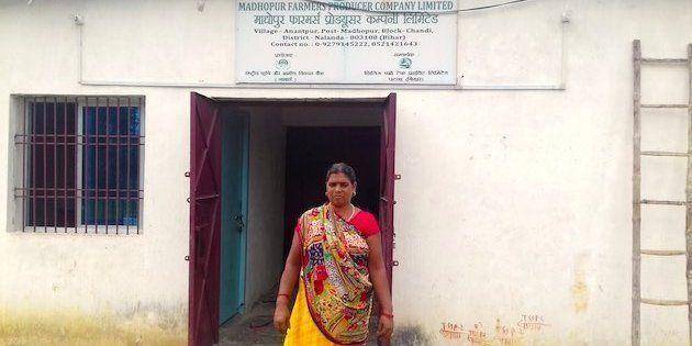 Anita Devi Of Anantpur Works Magic With