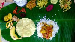 The Onam Of My North Indian