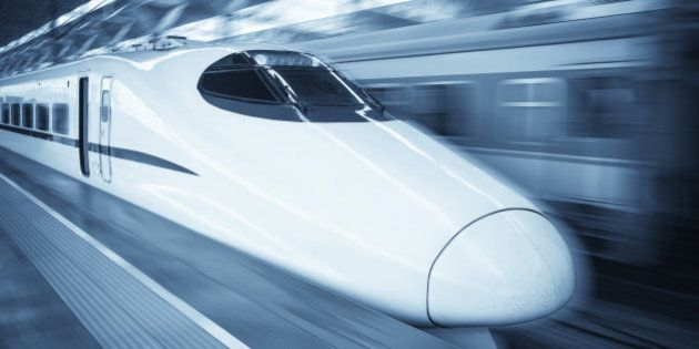 All Things Considered, The Mumbai-Ahmedabad Bullet Train Is Still A Good