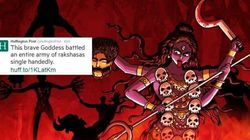 22 Images That Perfectly Capture Indian Mythology In The Digital