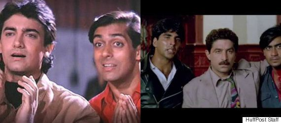Happy Diwali: Here Are 8 Memorable Bollywood Box-Office Clashes From Over The