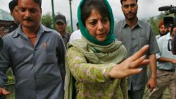 What The Kashmir Unrest Means For Mehbooba Mufti And Her