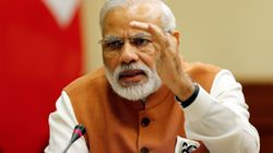 PM Modi Expresses 'Unhappiness' Over Media Portraying Burhan Wani As A