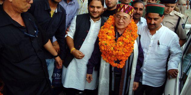 Arunachal Pradesh Chief Minister Nabam