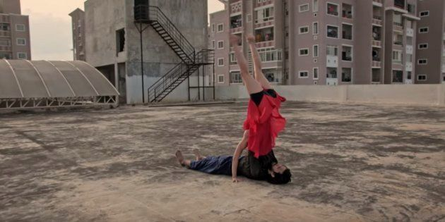 You Haven't Seen Anything Half As Romantic In The Recent Times As This Dance