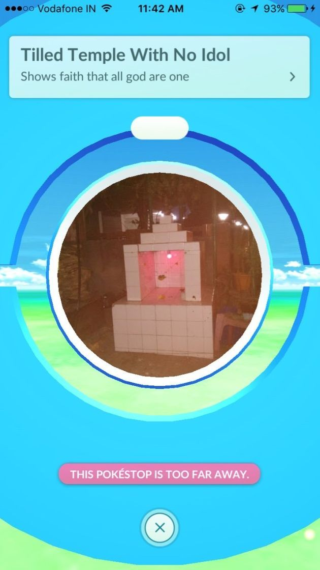 Many Pokestops In India Are Temples And No One Knows