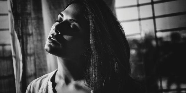 Richa Chadha Looks Like A Bewitching Seductress In This Noirish