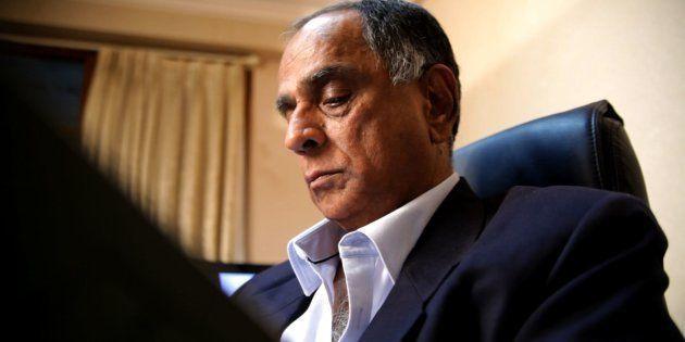 CBFC Chairman Pahlaj Nihalani (File photo)