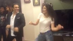 This Video Of Govinda Dancing To 'What Is Mobile Number' With His Niece Is