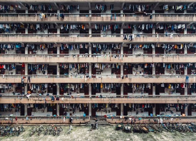 At Mainland China university, students work like slaves or more like prisoners. Serious academic corruption,...