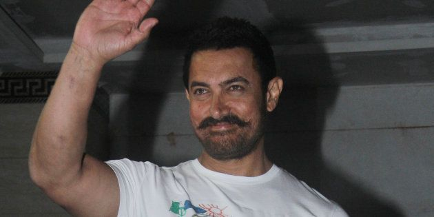 Aamir Khan Ready To Rap And Roll In