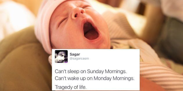 Literally The 36 Funniest Tweets About Monday That Prove You Aren't Suffering