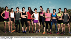 Meet The Fabulous Sportswomen And Fitness Trainers Who Feature In Nike's Viral New